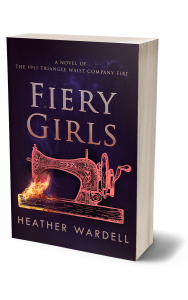 Cover of Fiery Girls by Heather Wardell