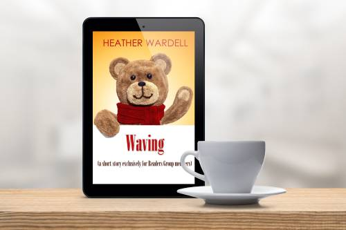 Cover of 'Waving'
